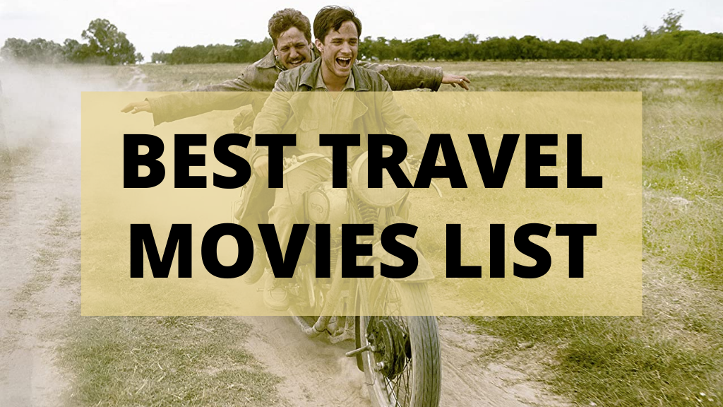 Best Travel Movies List   Almost Ginger