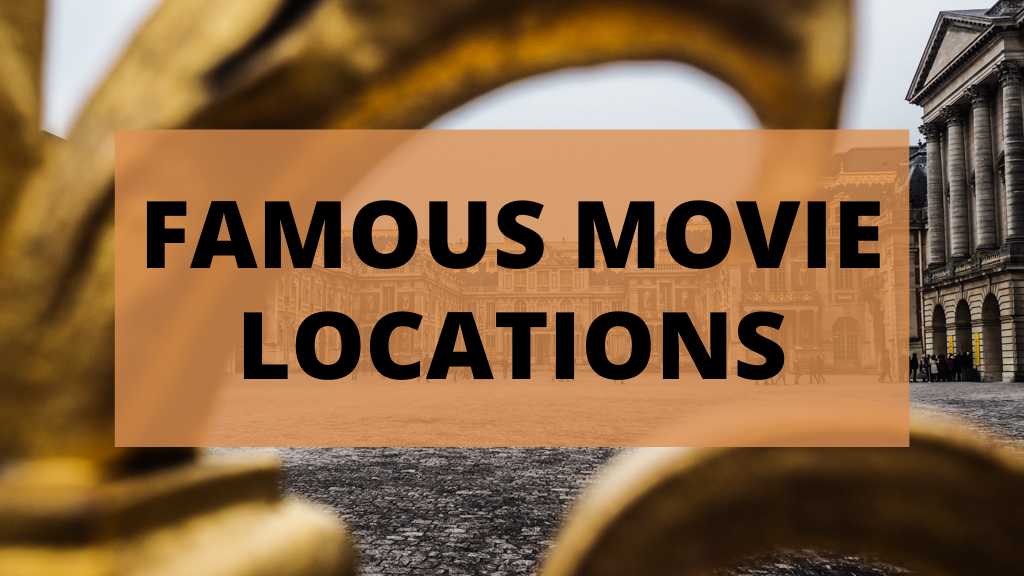Famous Movie Locations   Almost Ginger
