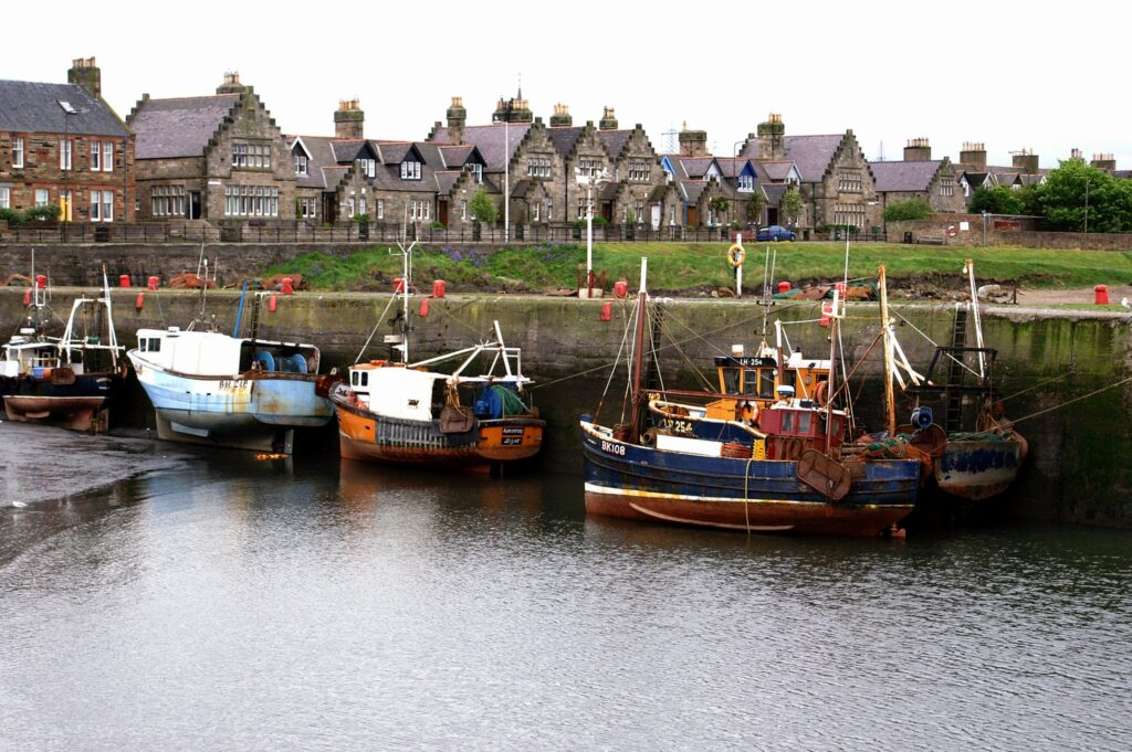 Cockenzie and Port Seton in Prestonpans, Scotland