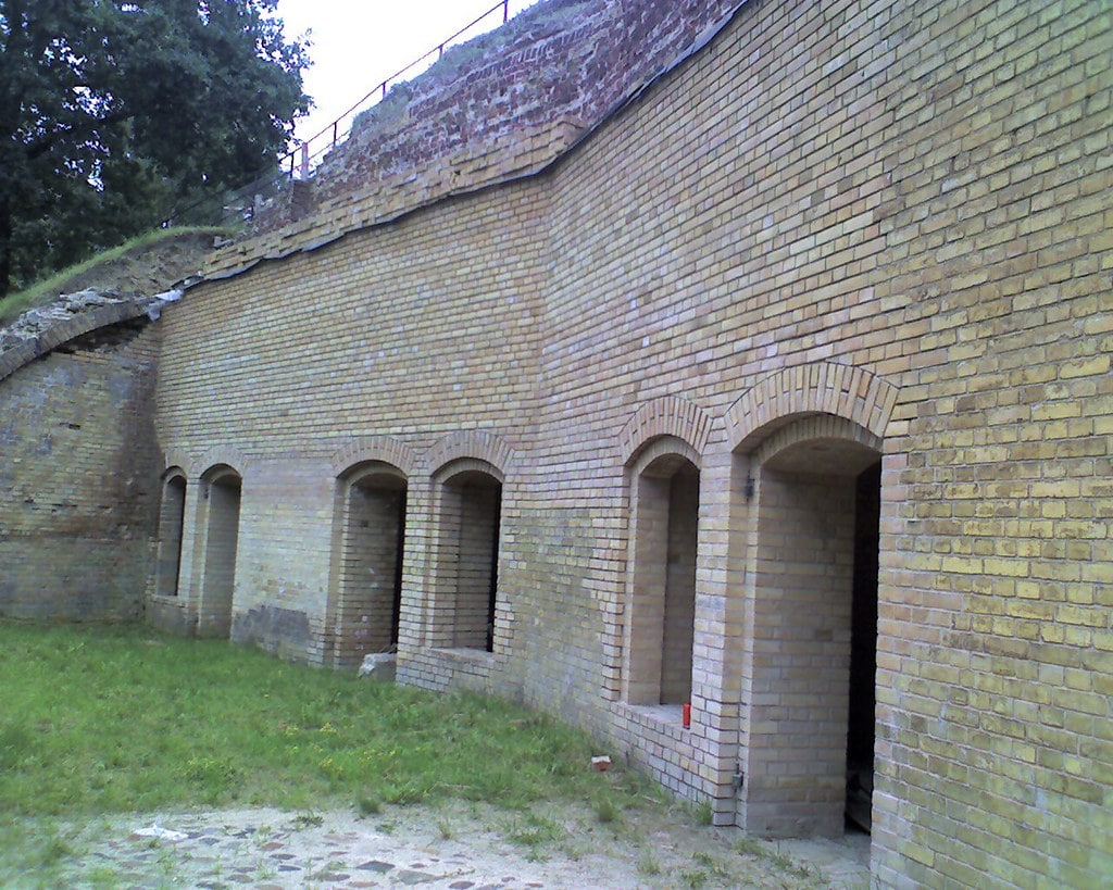 Fort Hahneberg, Berlin, Germany Inglourious Basterds Filming Location