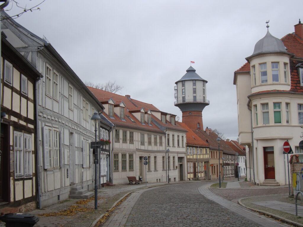Nauen in Germany