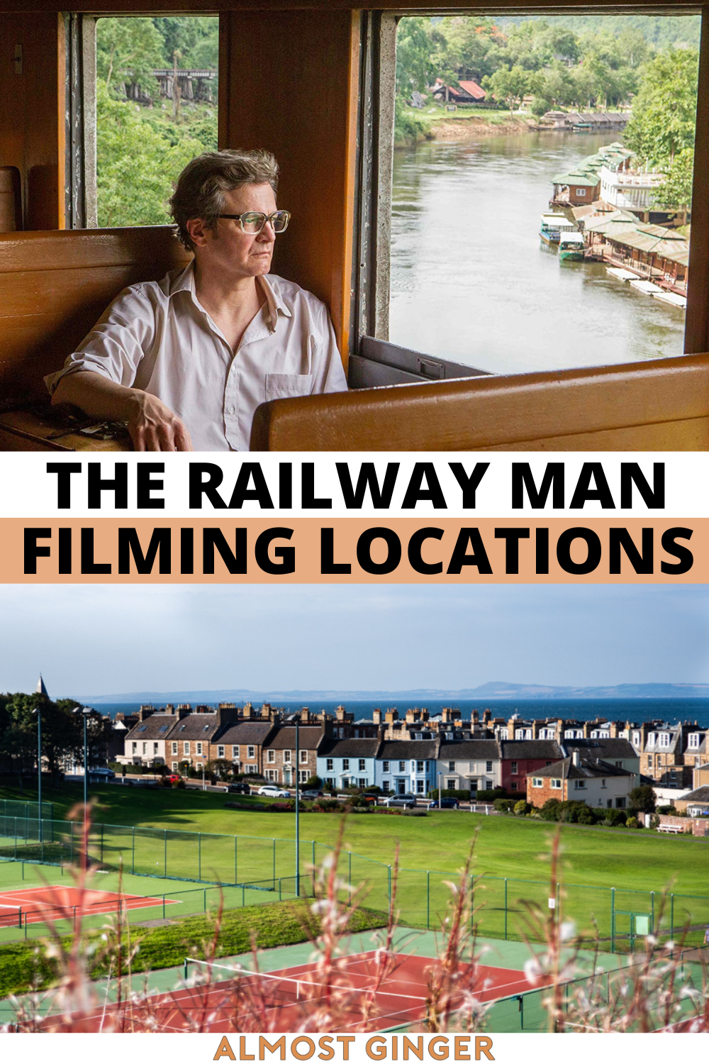 The Railway Man Filming Locations in Scotland, Thailand & Elsewhere | almostginger.com
